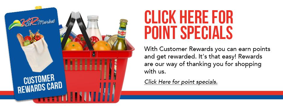 Customer Rewards