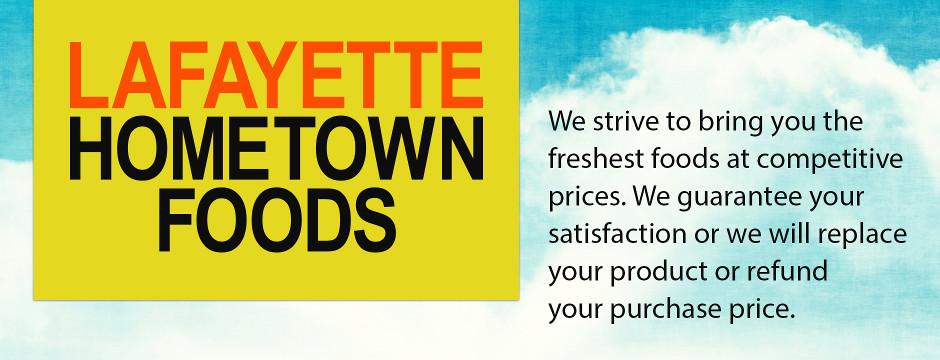 Lafayette Hometown Foods