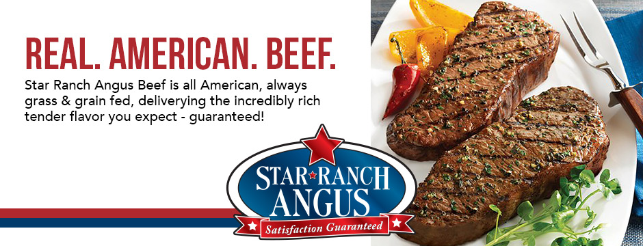 Real. American. Beef.