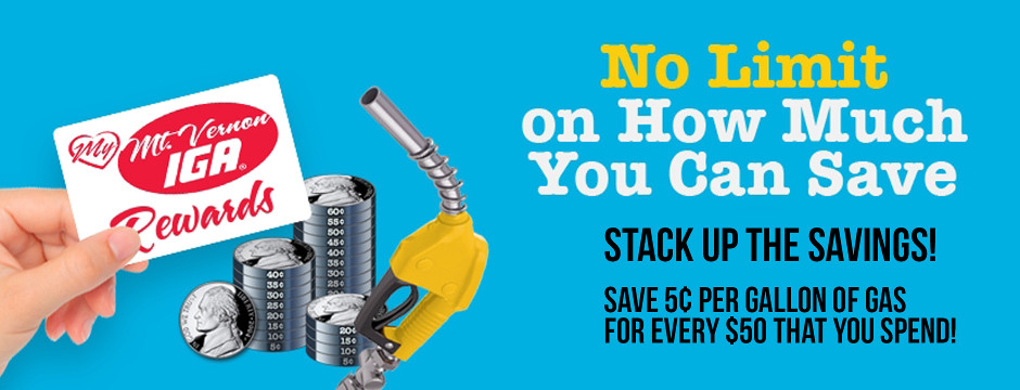 Stack Up The Savings!