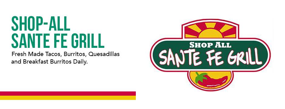 Shop-All Sante Fe Grill