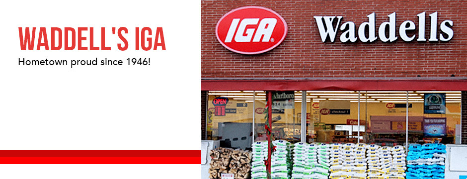 Waddell's IGA