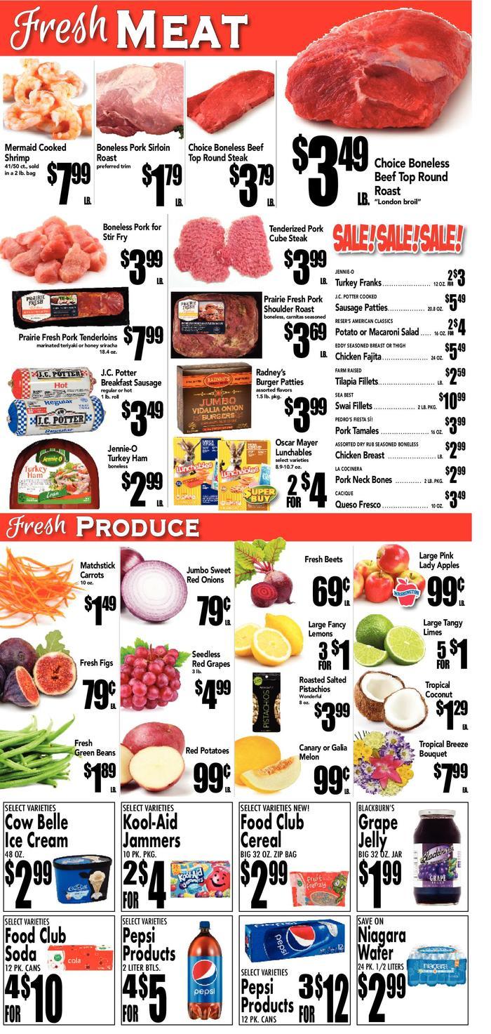 Lamar-- Farmer's Country Market | Ad Specials